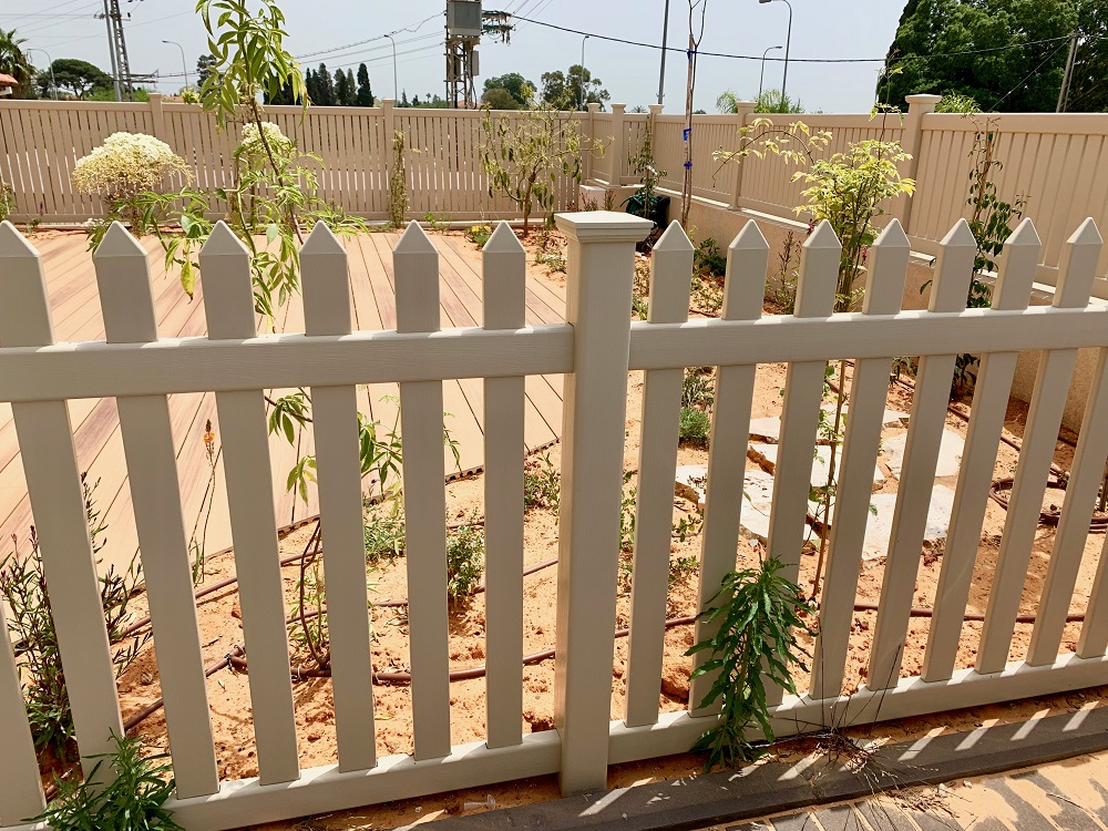 גדרות לגינה מעץ