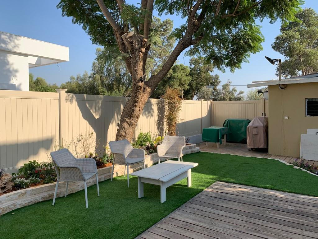 התקנת גדרות לגינה בקרית גת (4)
