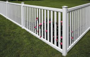 גדר נוף לגינה