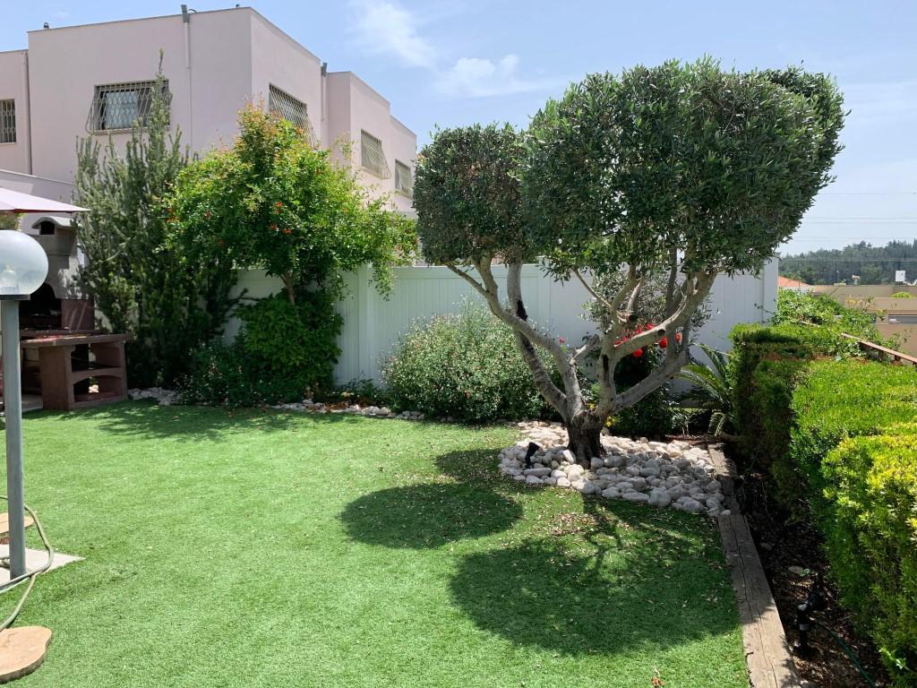 גדרות ויניל לגינה בחיפה והקריות (4)