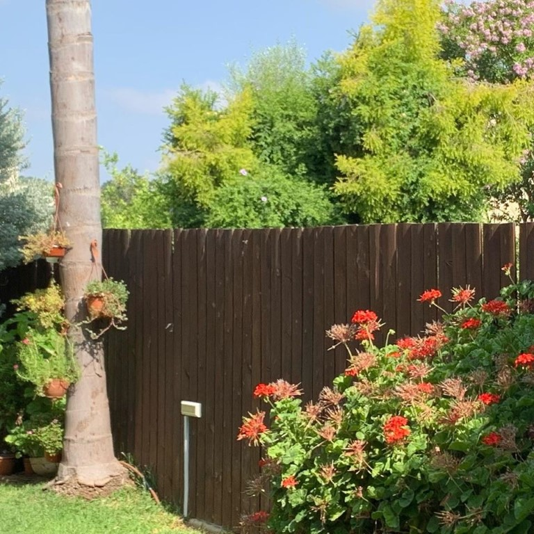 גדרות לגינה בגדרה מסוג ויניל פרימיום (2)