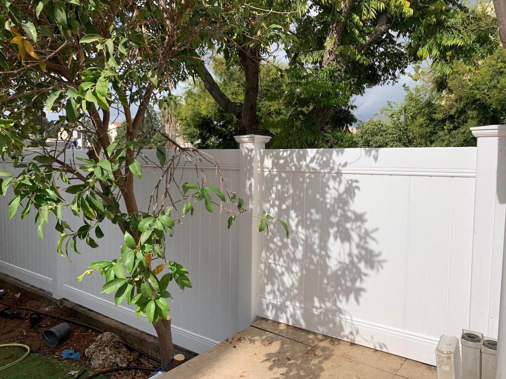 גדרות לגינה בבית דגן (3)