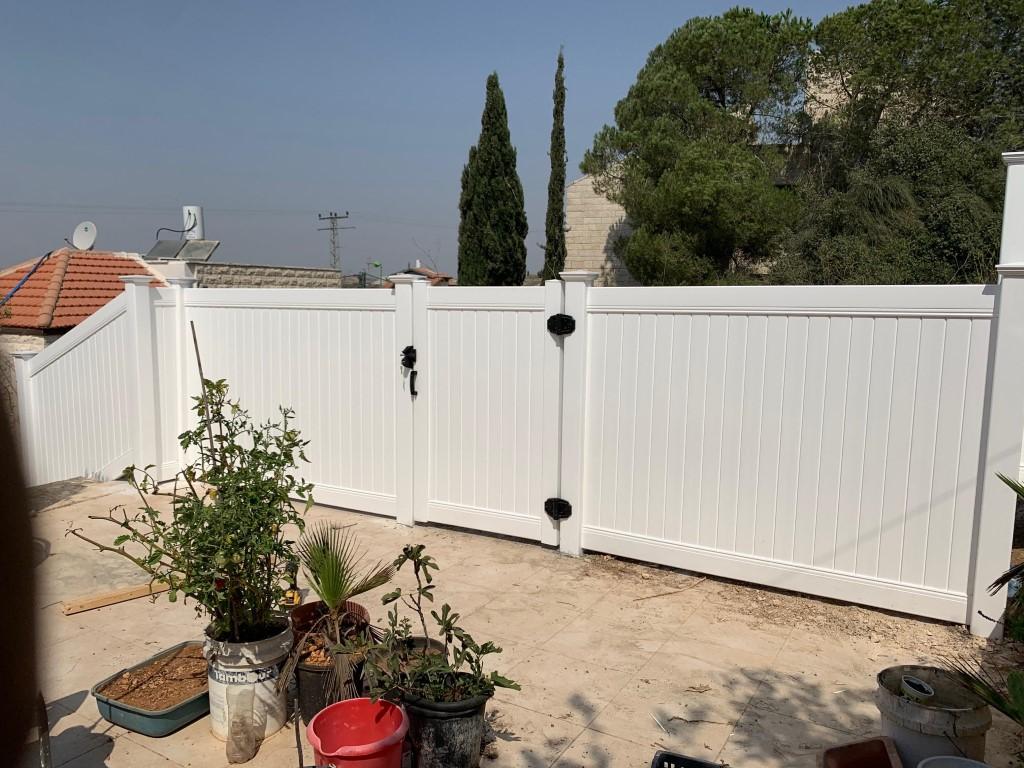 גדרות לגינה בירושלים מבשרת ציון (2)
