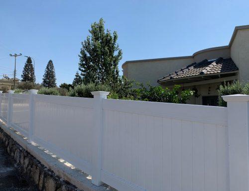 גדר דקורטיבית לגינה בבית זרזיר