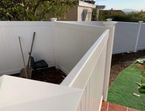 התקנת גדרות לגינה בין שכנים בטבריה